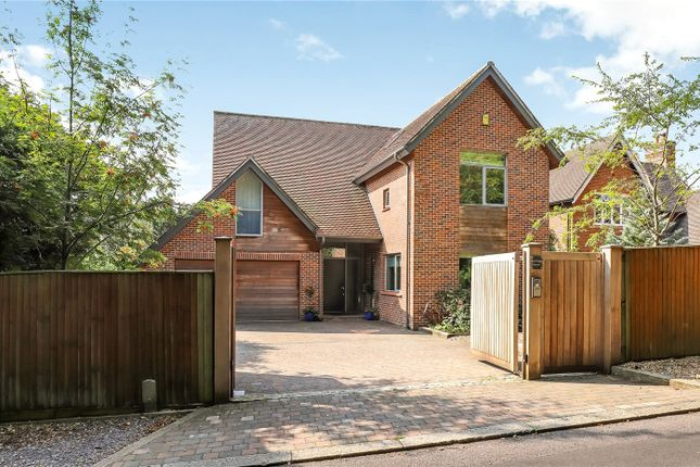 Thumbnail Detached house for sale in Sleepers Hill, Winchester, Hampshire
