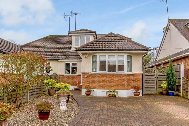 Thumbnail Bungalow for sale in Common Road, Ingrave, Brentwood