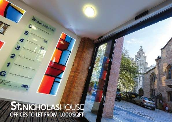 Thumbnail Office to let in St Nicholas Place, Liverpool