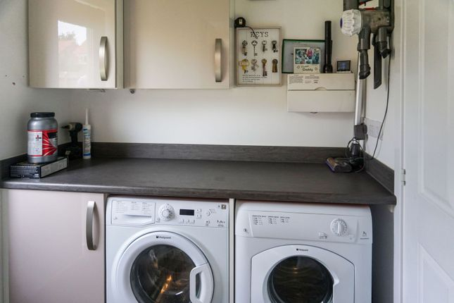 Utility Room of Snow Close, Sleaford NG34