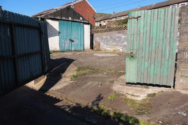 Garage of Land, 22 Bodringallt Terrace, Pentre CF41
