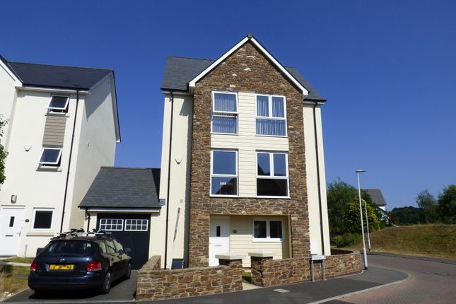Thumbnail Detached house for sale in Boston Close, Oreston, Plymouth, Devon
