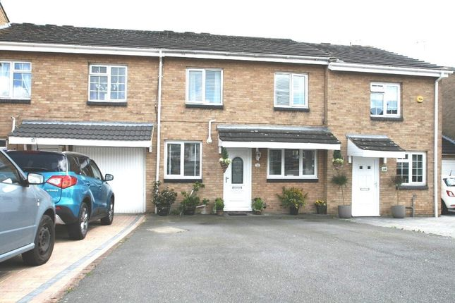 Thumbnail Terraced house for sale in Chenies Drive, Steeple View, Basildon, Essex