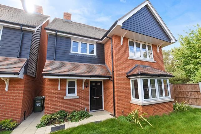 Thumbnail Detached house for sale in Ongar Road, Kelvedon Hatch, Brentwood