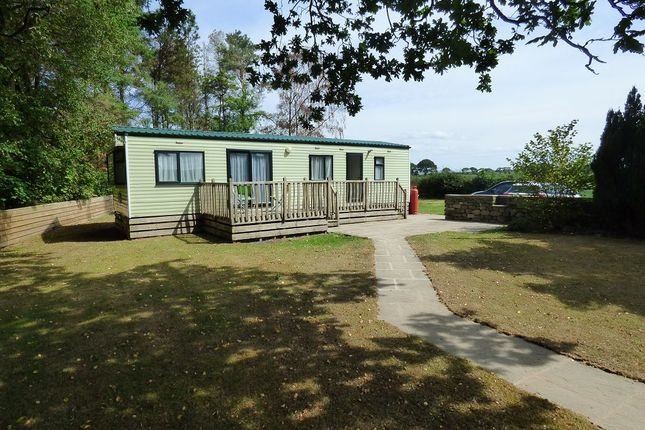 Thumbnail Lodge to rent in Caravan Adj To. Spen's Lodge, Tatham, Nr Lancaster