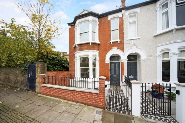 Thumbnail End terrace house for sale in Bucharest Road, Wandsworth, London