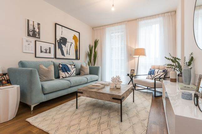 Thumbnail Flat for sale in 27 The Vale, Acton