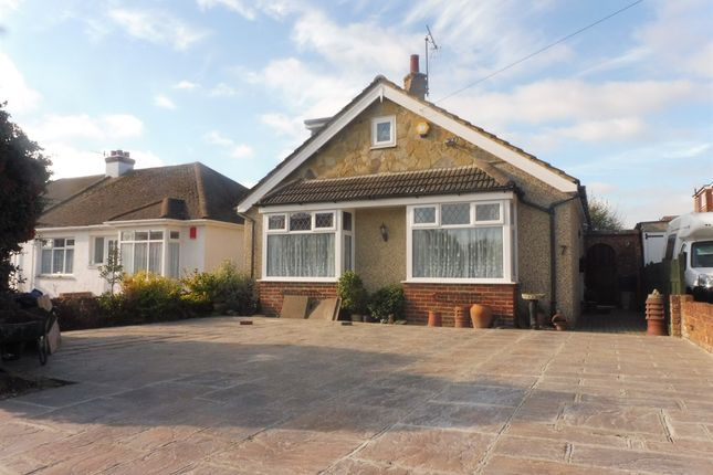 4 bed bungalow for sale in Elms Drive, Lancing