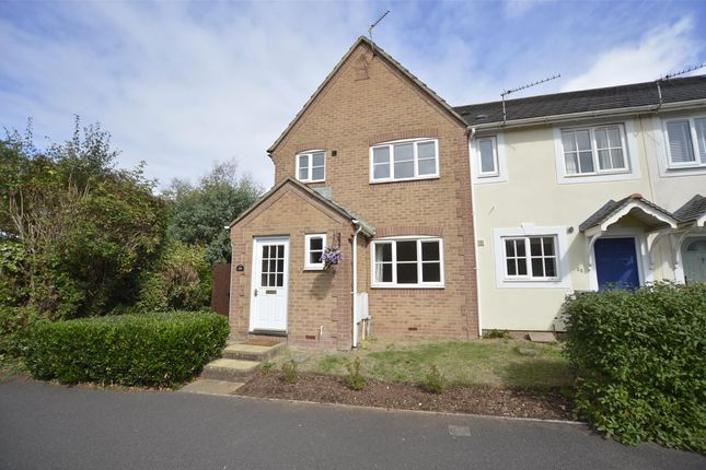 Thumbnail Semi-detached house for sale in Bakers Ground, Stoke Gifford, Bristol