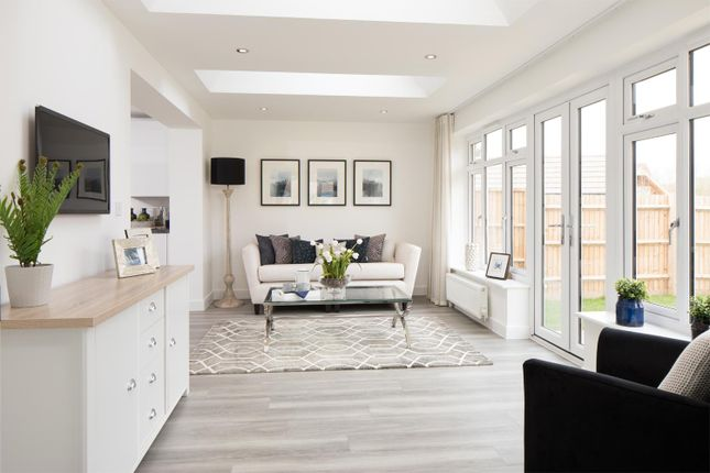 """Thumbnail Detached house for sale in """"Cadleigh"""" at Locksbridge Road, Picket Piece, Andover"""