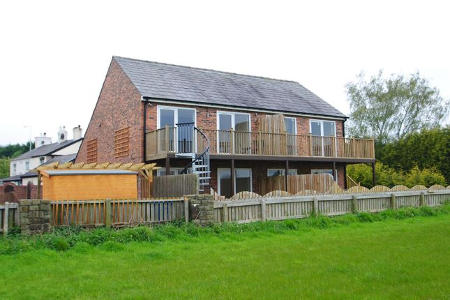 Thumbnail Semi-detached house to rent in The Mews, Summit Close, Lower Stretton, Warrington