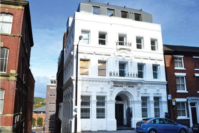 Thumbnail Commercial property for sale in Wharncliffe House, 44 Bank Street, Sheffield, South Yorkshire