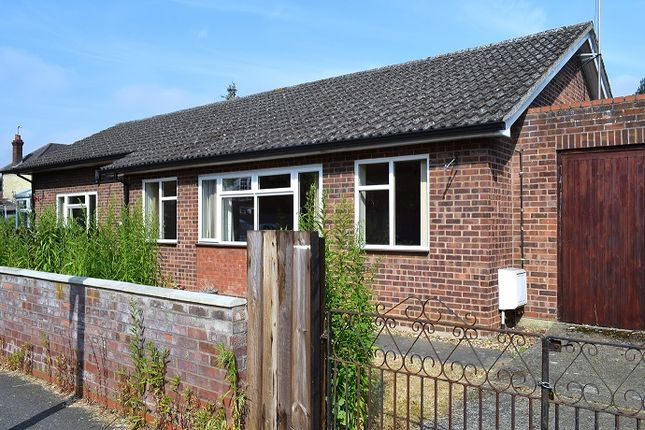 Thumbnail Bungalow to rent in Courtney Way, Cambridge