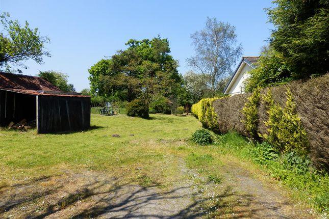 Thumbnail Land for sale in Gwynfe, Llangadog