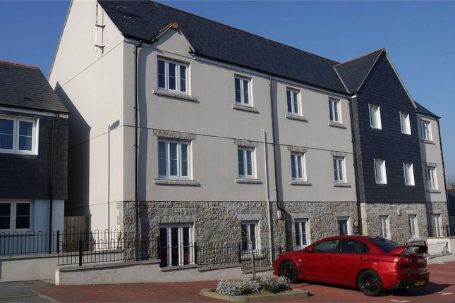 Thumbnail Flat to rent in Pagoda Drive, Duporth, St Austell, Cornwall