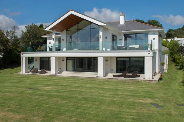 Thumbnail Detached house for sale in Ballaragh Road, Laxey
