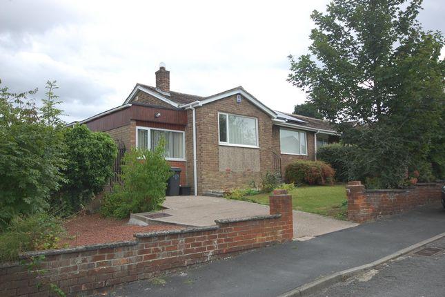 Thumbnail Semi-detached bungalow for sale in Hawthorn Crescent, Durham