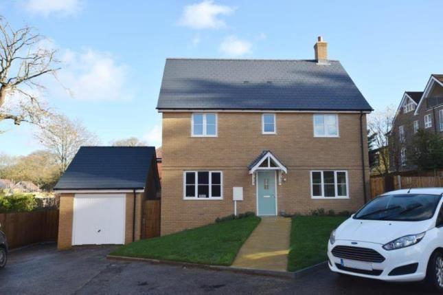 Thumbnail Detached house for sale in Oakline, Heathfield, East Sussex