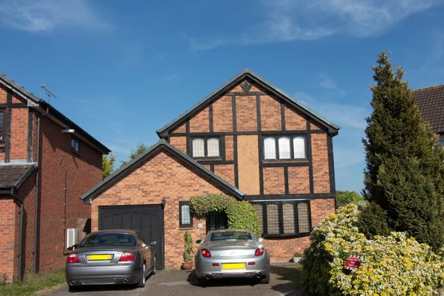 Thumbnail Detached house for sale in Ratby Close, Reading