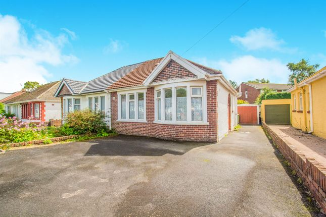 Thumbnail Semi-detached bungalow for sale in Park Avenue, Whitchurch, Cardiff