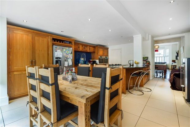 Thumbnail Semi-detached house for sale in Crystal Palace Road, London