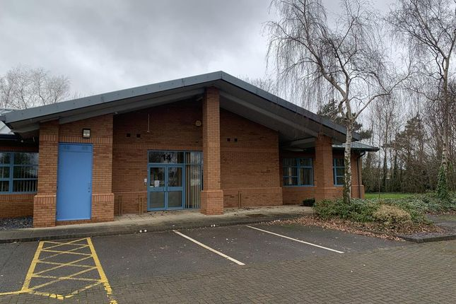 Thumbnail Office to let in Unit 14, St Asaph Business Park, Ffordd Richard Davies, St Asaph