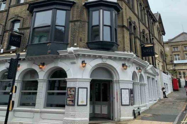Thumbnail Pub/bar for sale in High Street, Shanklin