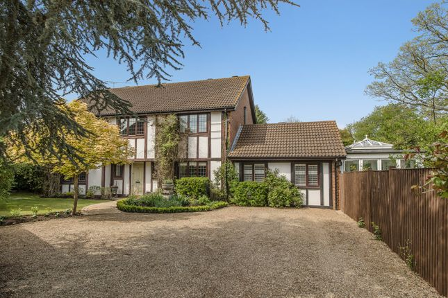 Thumbnail Detached house for sale in Heathway, East Horsley, Leatherhead
