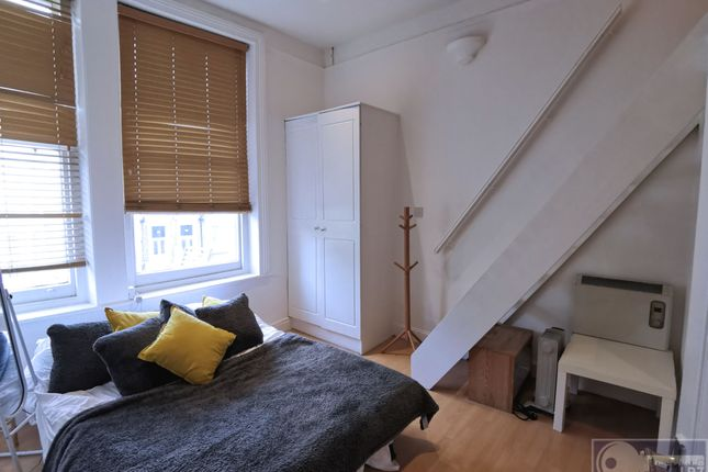 Studio to rent in Penywern Road, London SW5