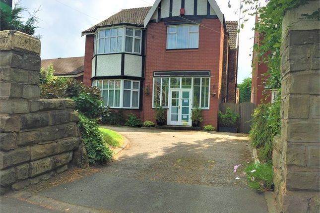Thumbnail Detached house for sale in Singleton Road, Salford, Greater Manchester