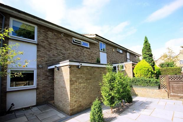 Thumbnail Terraced house for sale in West Drive, Arlesey, Beds