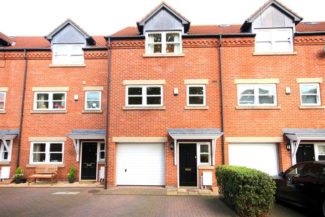 Thumbnail Town house for sale in Victoria Mews, Whickham, Newcastle Upon Tyne