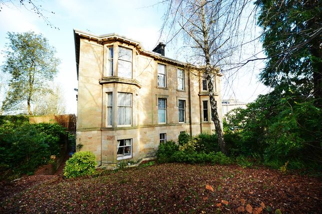 Thumbnail Flat for sale in Nithsdale Road, Glasgow, Lanarkshire