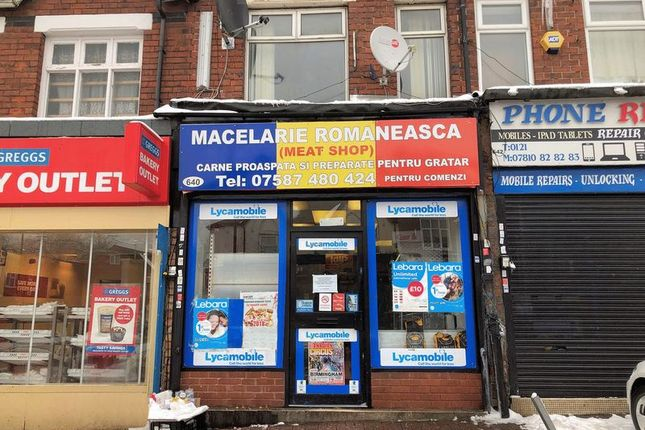 Thumbnail Commercial property for sale in Warren Grove, Washwood Heath Road, Saltley, Birmingham