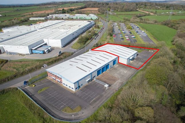 Thumbnail Industrial to let in Broadley Park Road, Roborough, Plymouth