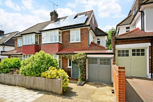 Thumbnail Semi-detached house to rent in Brantwood Road, London