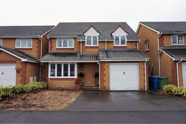 Thumbnail Detached house for sale in Sand Hill, Farnborough