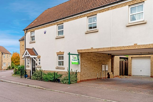 Thumbnail Terraced house for sale in Christie Drive, Hinchingbrooke Park, Huntingdon