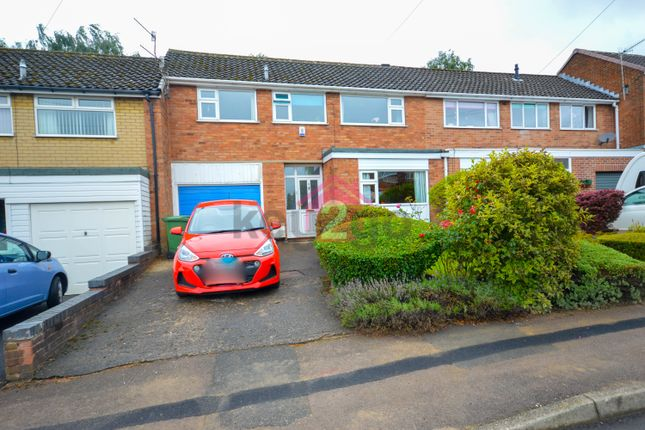 Thumbnail Terraced house for sale in Gosforth Green, Dronfield