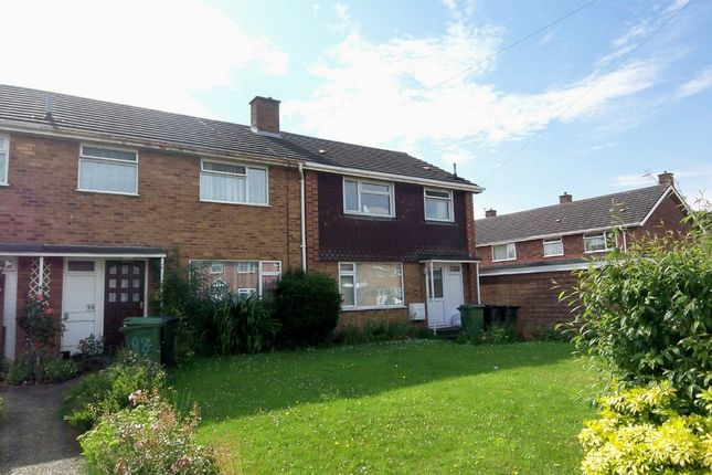 Thumbnail Terraced house for sale in Pople Street, Wymondham
