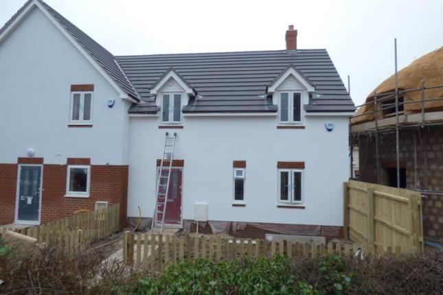 Thumbnail End terrace house for sale in Lytchett Matravers, Poole, Dorset