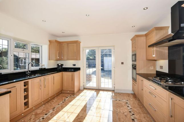 Thumbnail Detached bungalow to rent in Stroude Road, Virginia Water