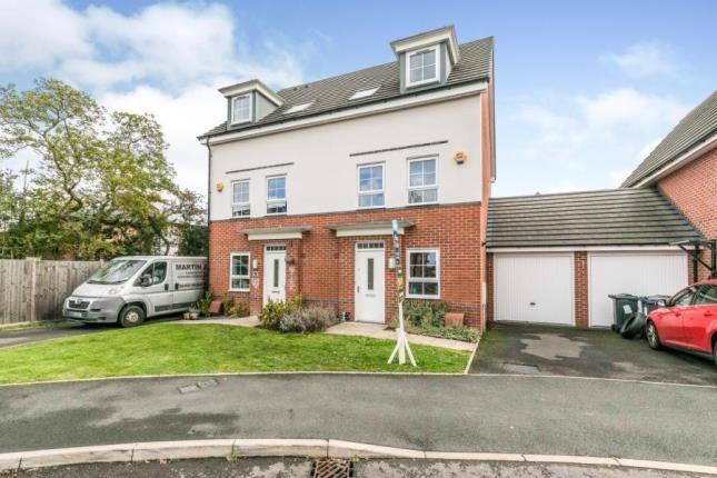 Thumbnail Semi-detached house for sale in Monksway, Birmingham, West Midlands