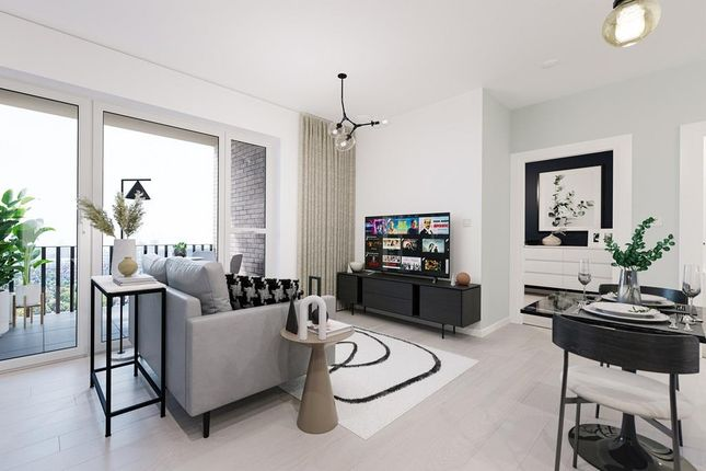 """Thumbnail Flat for sale in """"Medrano Apartments"""" at Western Avenue, Acton, London"""