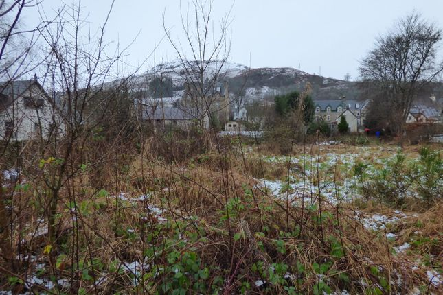 Thumbnail Land for sale in Main Street, Killin