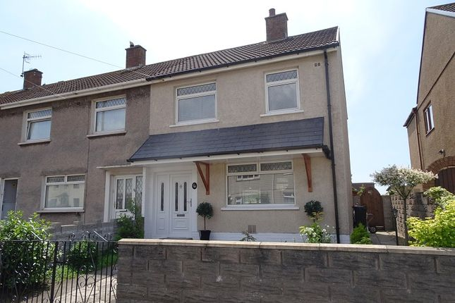 Thumbnail Semi-detached house for sale in Sunnybank Road, Port Talbot, Neath Port Talbot.