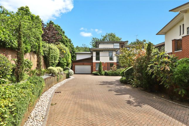 Thumbnail Detached house for sale in Paddock Way, Portsmouth Road, London