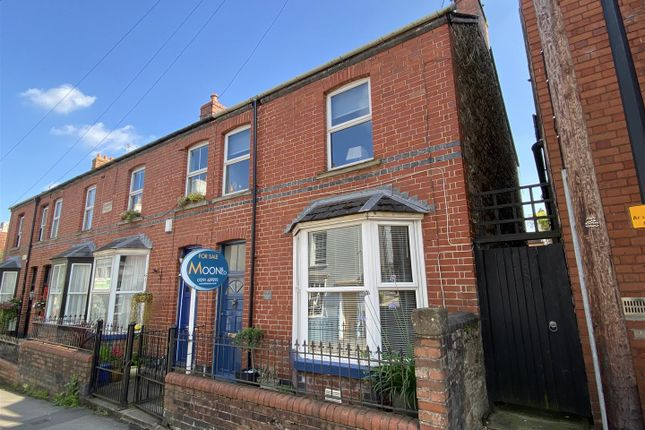 4 bed end terrace house for sale in Chepstow NP16