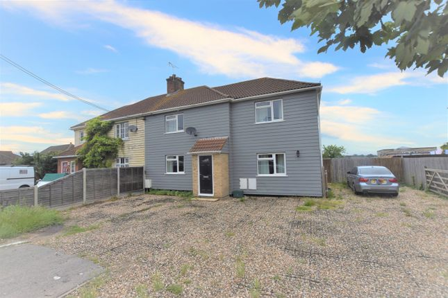 5 bed semi-detached house for sale in Coggeshall Road, Marks Tey, Colchester CO6