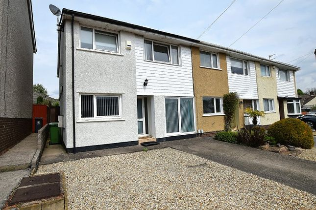 Thumbnail Semi-detached house for sale in Pen-Y-Graig, Rhiwbina, Cardiff.